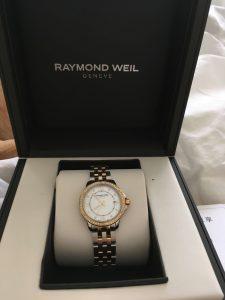 My beautiful watch