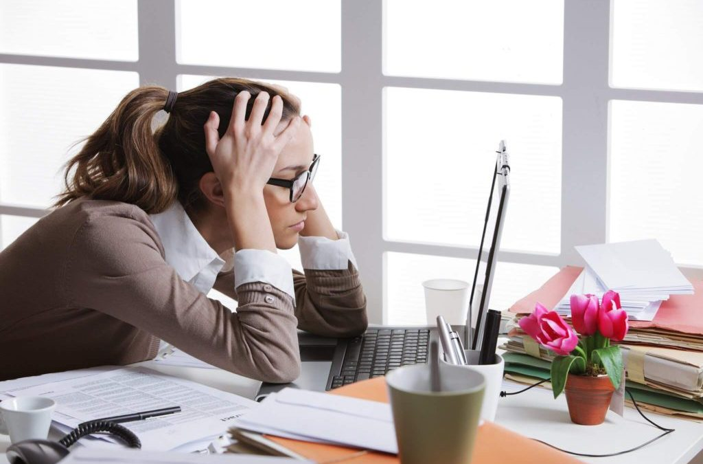 How To Stop Feeling Overwhelmed And Stressed