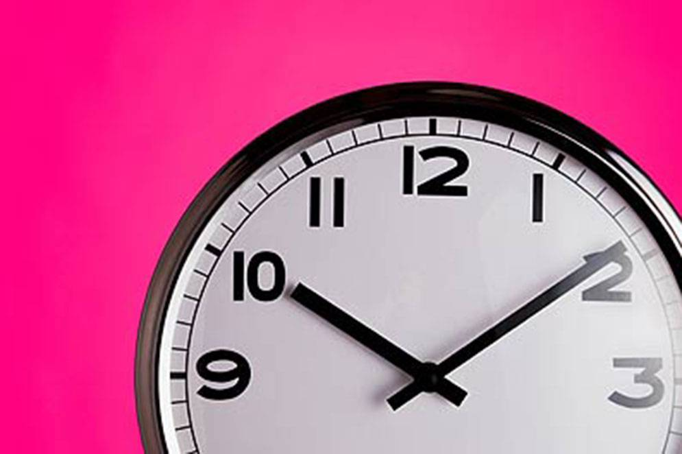 Effective time management to be more productive
