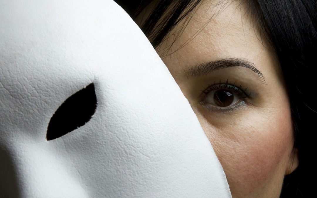 Who lies behind the mask (and do you care?)